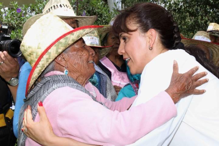 Adultos mayores, pilar de la familia: Sandra Chávez Ruelas