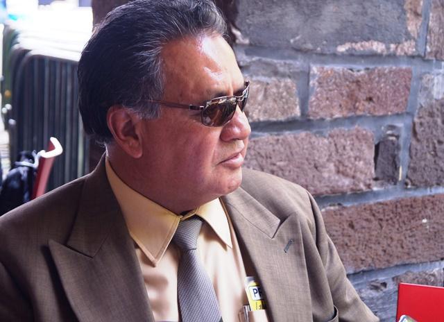 Va periodista contra alcalde de Tlaxco por represor