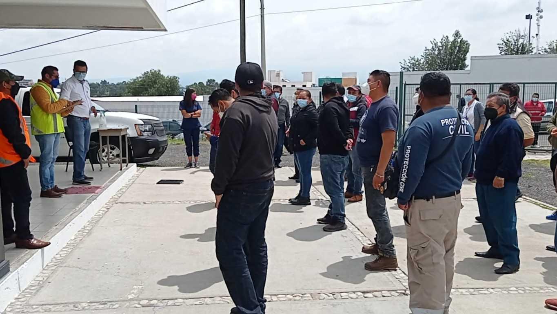 Realizará CEPC en Tlaxcala macro simulacro nacional