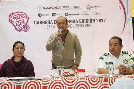 Lista la sexta edición de la Carrera La Feria Tlaxcala 2017