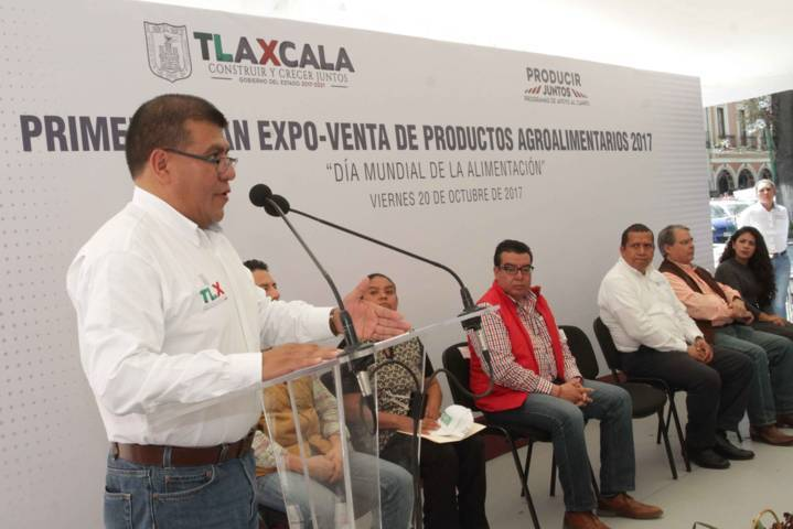 Realiza SEFOA primera Gran Expo Venta de Productos Agroalimentarios 2017