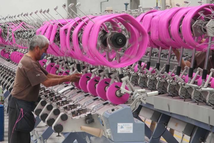 Tlaxcala, entre los 10 Estados del país con mayor producción textil