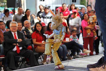 Concluye el 32 Festival Internacional de Títeres Rosete Arana