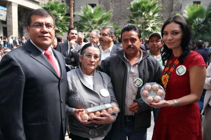 Trascendental el trabajo del PESA en Tlaxcala: SEFOA