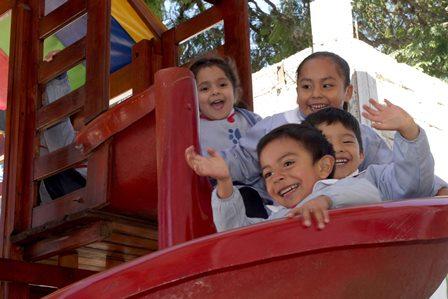 Promueven igualdad de género en centros de entretenimiento infantil