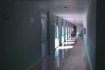 Realiza Secoduvi mantenimiento a Hospital de Calpulalpan