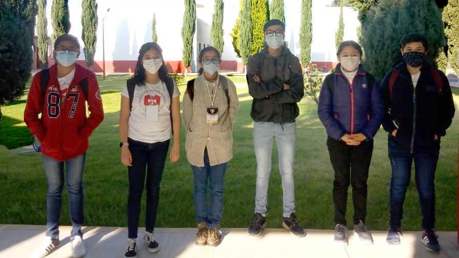 Estudiantes de Tlaxcala ganan plata y bronce en la Olimpiada Mexicana De Matemáticas