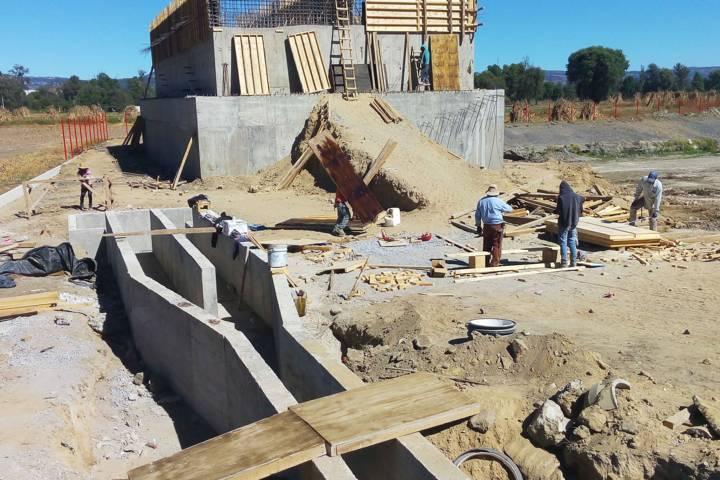 Realiza Secoduvi reingeniería de planta de tratamiento en la comunidad de Villalta
