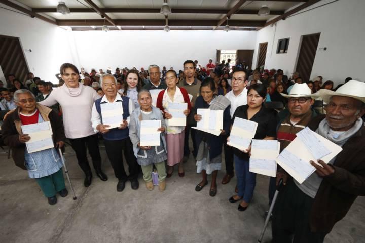 Entrega Gobierno del Estado apoyos para el impulso de la producción artesanal
