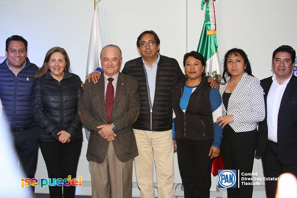 Reconoce fundación trabajo del PAN en busqueda de desaparecidos