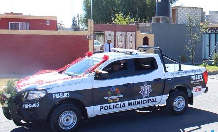 Municipio de Benito Juárez presenta significativos avances a seis meses de gobierno