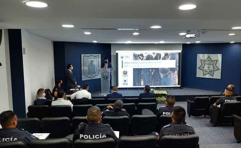 """La SSC realizó el curso """"Técnicas Y Tácticas De Intervención Policial Focalizada En Uso De La Fuerza Y Respeto A Los Derechos Humanos"""""""
