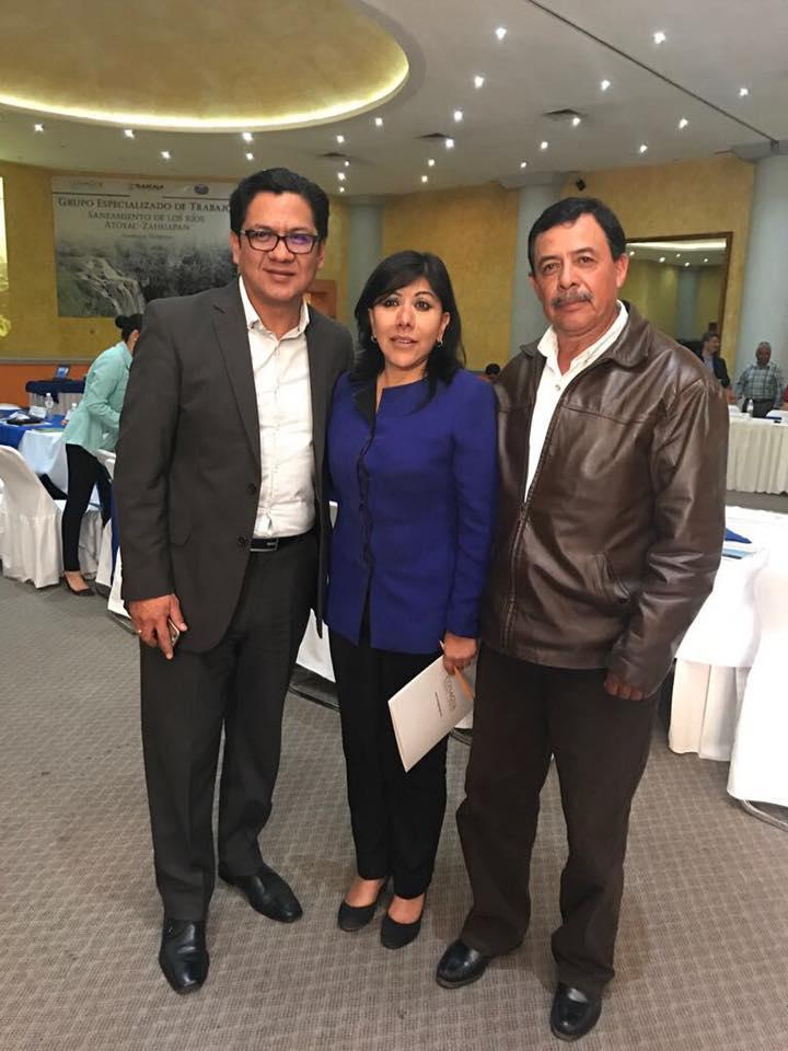 Preside Anabell Ávalos grupo de trabajo para saneamiento de la cuenca Atoyac Zahuapan