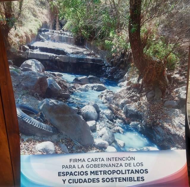 TOA se suma a la gobernanza del rescate y saneamiento del Zahuapan-Atoyac