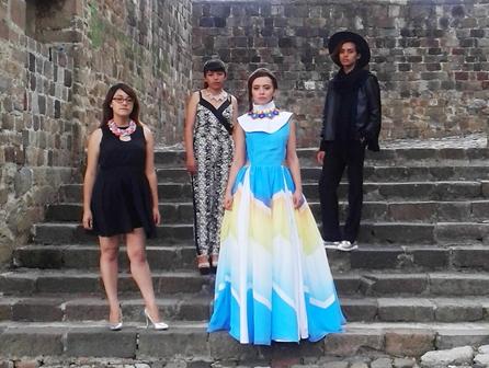 Participaron estudiantes de la UAT en evento de modas en Barcelona