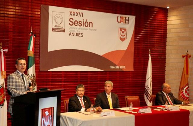 Recibe la UAT a siete Instituciones de Educación Superior