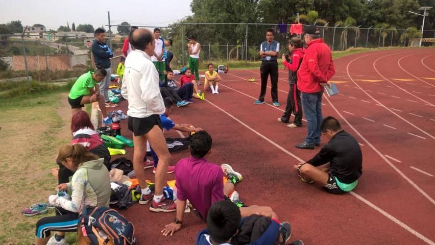 Atendió IDET a más de mil 200 atletas con el programa Ciencias del Deporte