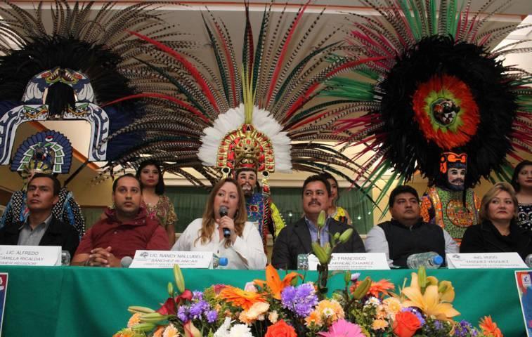 Presentan Carnaval de Yauhquemehcan 2018 Pasión y Tradición
