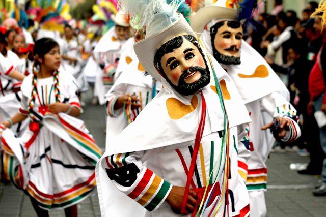 Crece 10.5% derrama económica del Carnaval Tlaxcala 2018