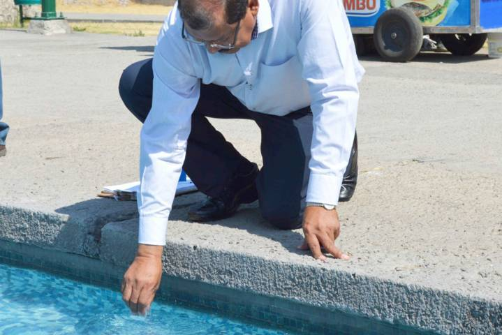 Fortalecen CEPC y COEPRIST operativos de verificación en balnearios y centros recreativos