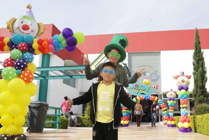 Celebra DIF Estatal Día del Niño en el Hospital Infantil de Tlaxcala