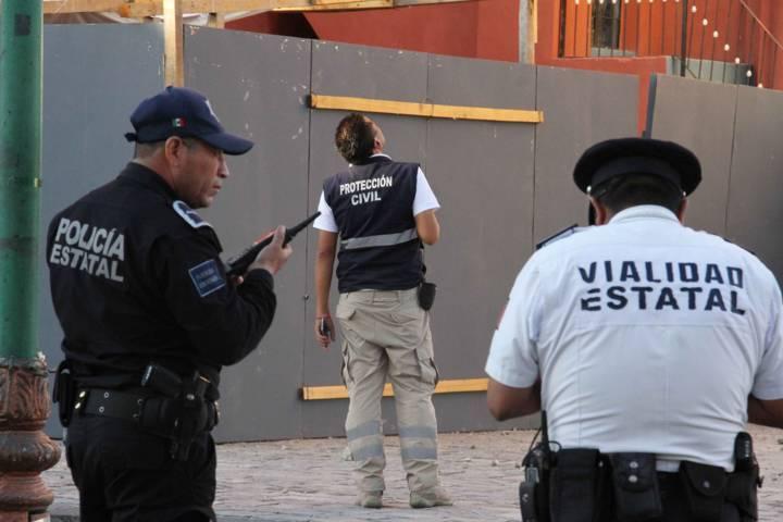 Activan protocolos de revisión por sismo en Tlaxcala