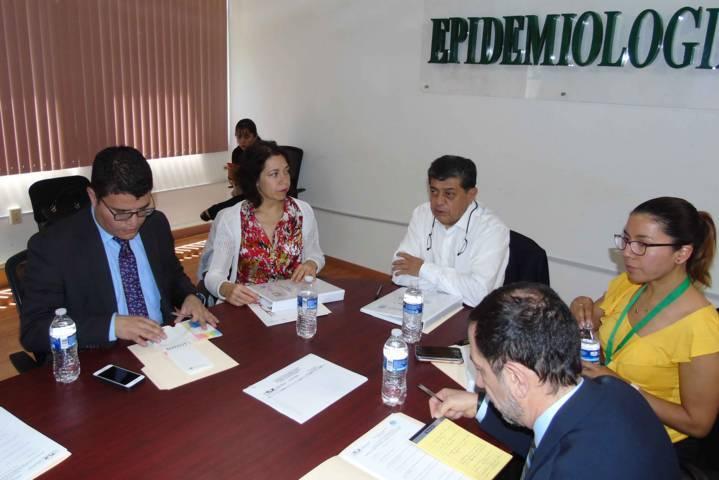 Trabajan SESA y Banco Mundial para fortalecer atención médica en Tlaxcala