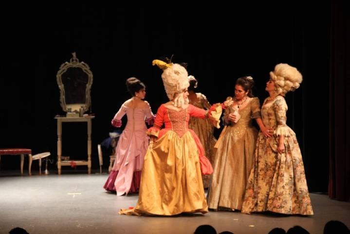Registra ITC más de 550 asistentes a presentaciones de la obra La Marquesa De Sade