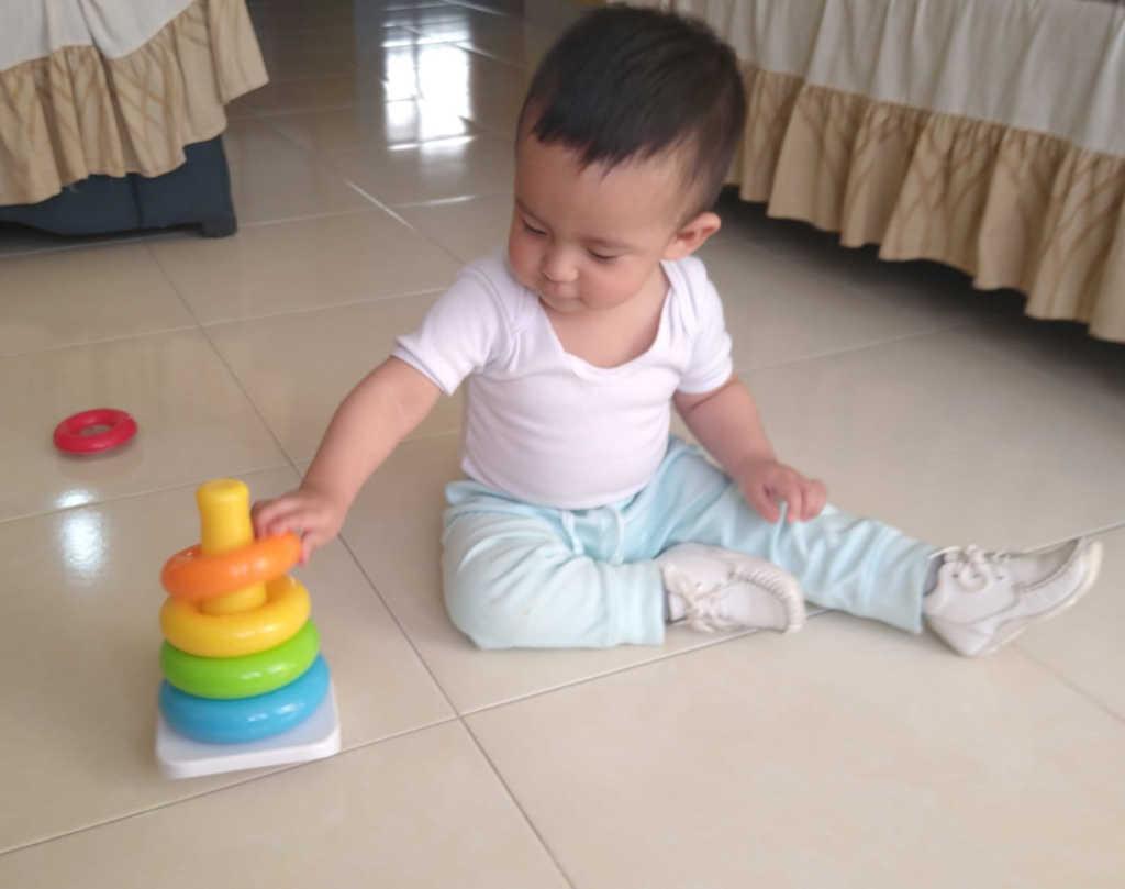Ofrece SESA servicios de estimulación temprana para niños de 0 a 5 años de edad