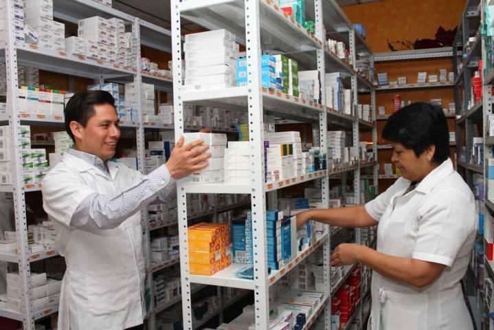 Registra SESA 92 por ciento de abasto de medicamentos