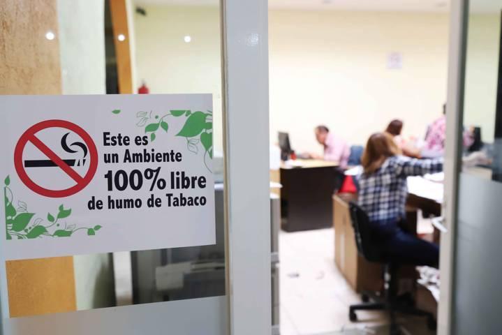 Se suma SESA a conmemoración del Día Mundial sin Tabaco