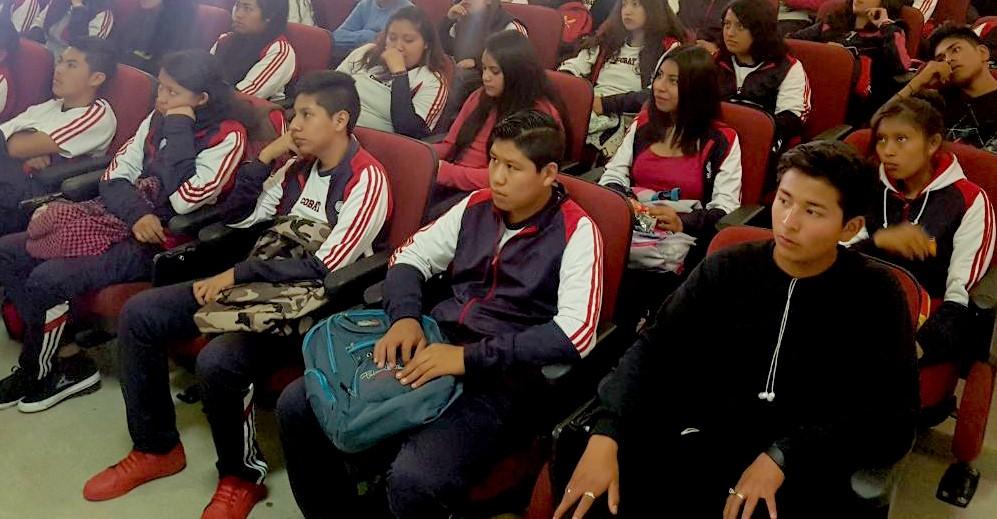 Ofrece CGE servicio de orientación a estudiantes sobre cuidado del medio ambiente