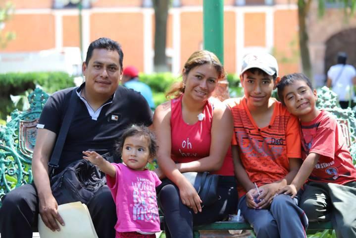 Emite CEPC recomendaciones para elaborar plan familiar de Protección Civil