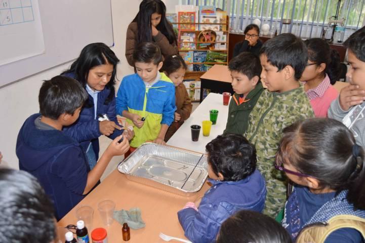 Orienta CEAT a estudiantes sobre el cuidado del agua