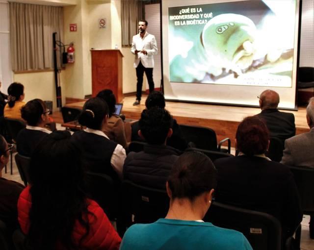 Organiza SESA seminario de bioética para profesionales de la salud