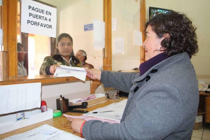 Ofrecen kioscos de información y servicios expedición de documentos oficiales