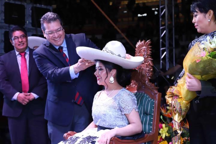 Asiste Marco Mena a inauguración de la Feria De Huamantla 2018