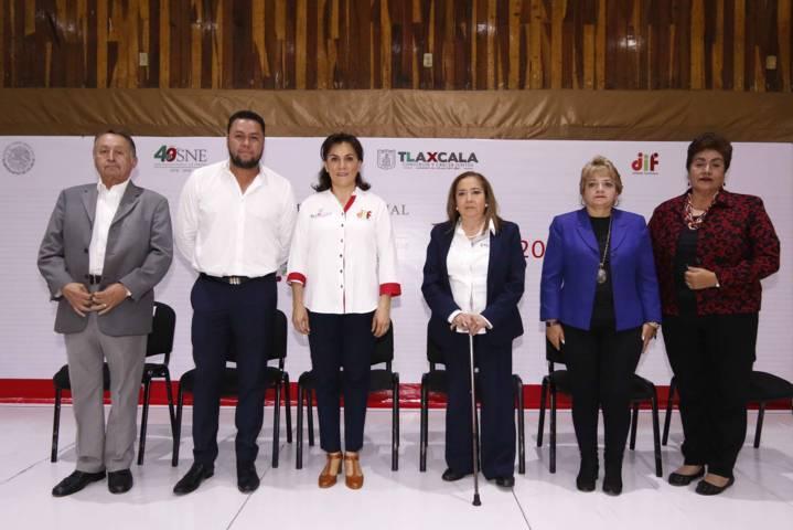Inaugura Sandra Chávez Sexta Feria De Empleo Para Personas Con Discapacidad Y Adultos Mayores