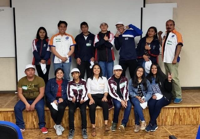 Participan estudiantes tlaxcaltecas en Google Devfest 2019 en la CDMX