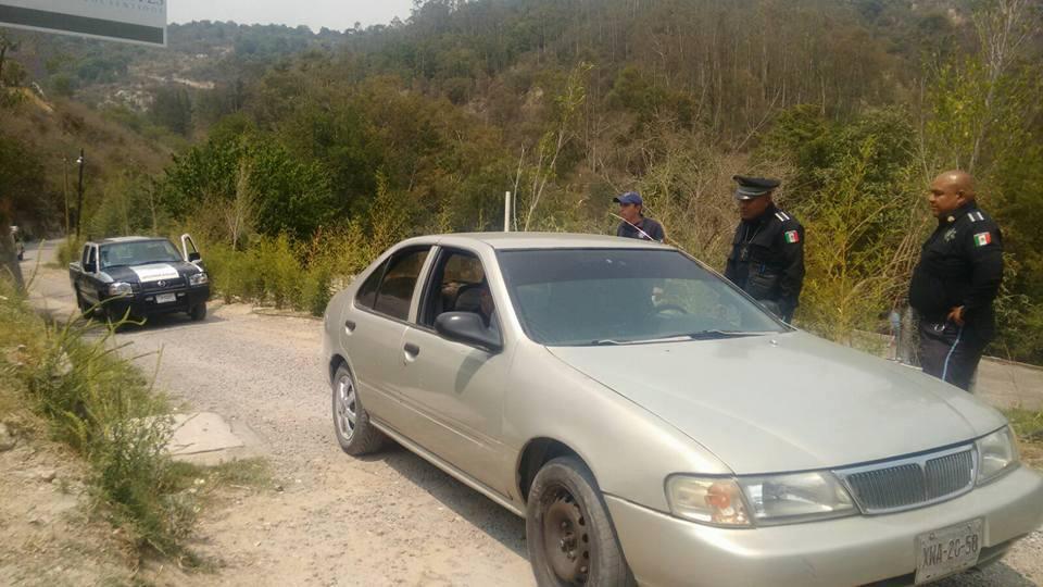 Son detenidos cuatro policías estatales en estado de ebriedad