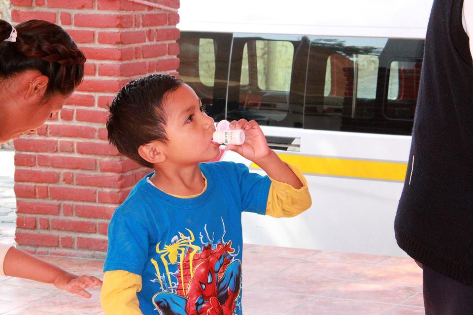 Arranca Segunda Semana Nacional de Salud en Texóloc
