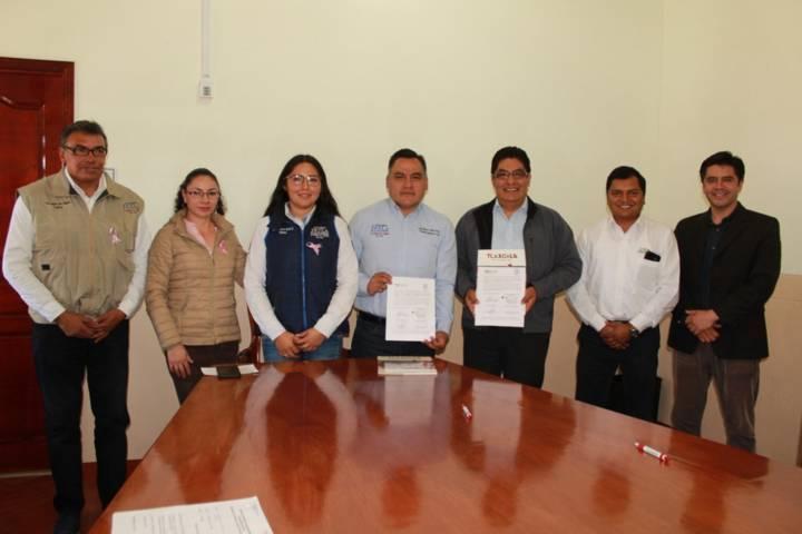 """Tetla cuenta con zonas turísticas para aspirar a ser """"Pueblo con Encanto"""": alcalde"""