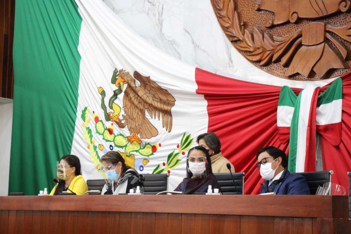 Aprueba Congreso programa legislativo para periodo ordinario de sesiones