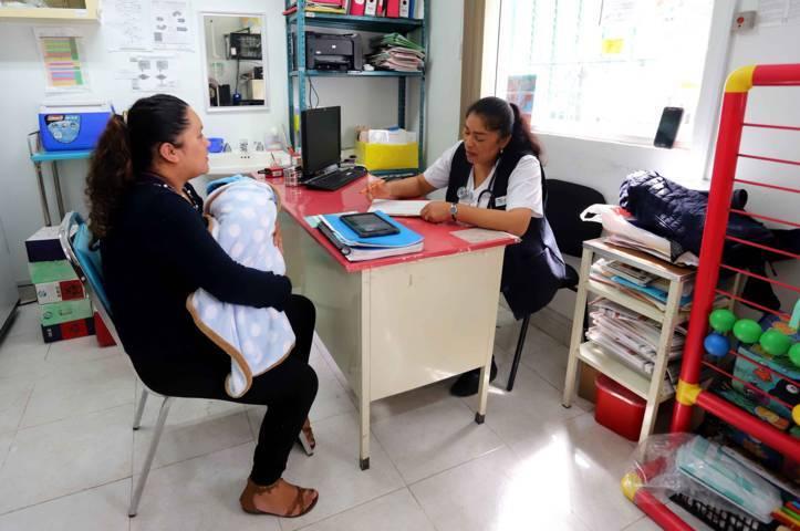Fortaleció SESA acciones en salud materna con atención humanizada e intercultural