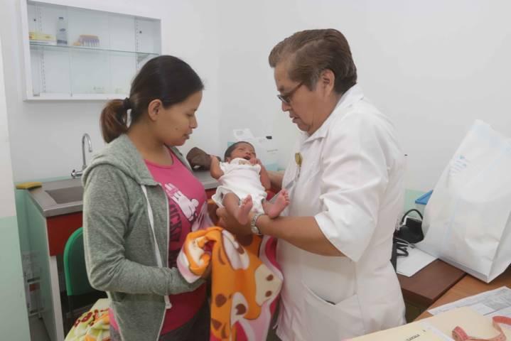 Logra SESA avance en materia de Planificación Familiar