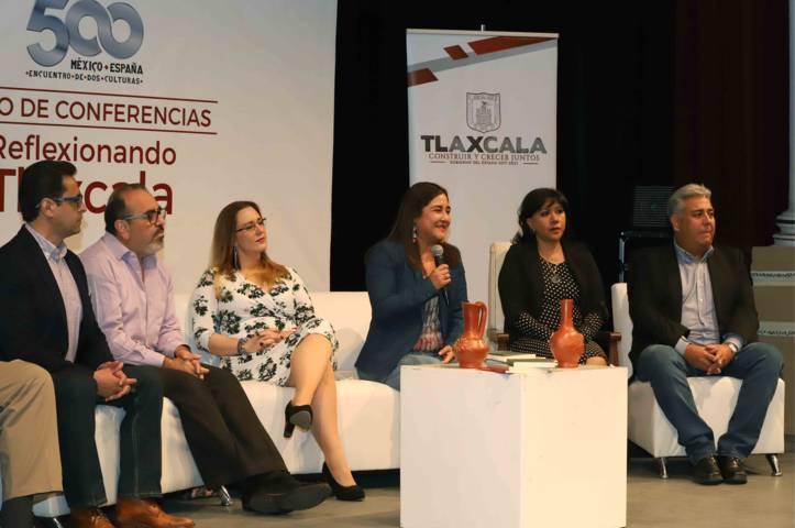 """Inicia ciclo de conferencias """"Reflexionando Tlaxcala"""""""