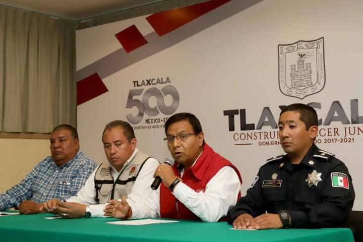 Extinguen incendio en La Malinche; sembrarán 1.5 millones de árboles