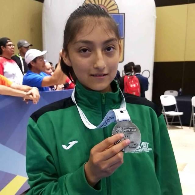 Obtiene Tlaxcala primera medalla en Olimpiada Nacional y Nacional Juvenil 2019