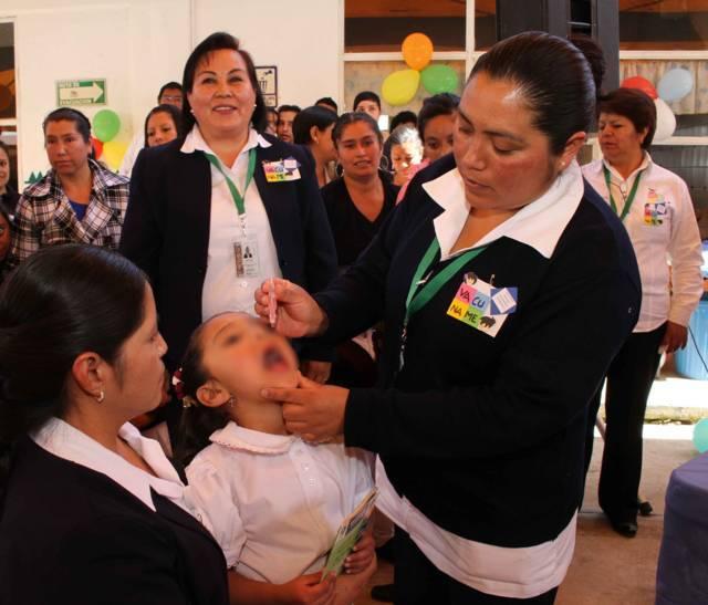 Aplicará SESA más de 26 mil dosis de vacunas en la Segunda Semana Nacional De Salud