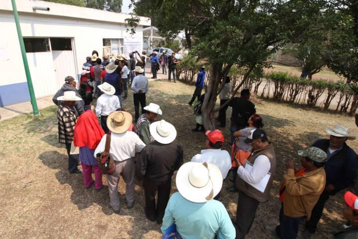 Inicia SEFOA entrega de insumos para ciclo agrícola